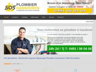 0491 / 06 04 04 - Services dépannage général bruxelles (ganshoren)