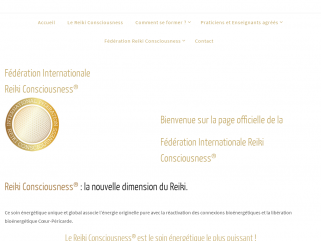 Fédération Internationale de Reiki Consciousness