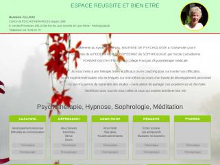 Espace Réussite et Bien Être ( en cabinet ou en ligne)