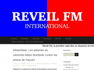 Réveil FM International