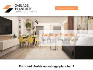 Sablage Plancher Expert | Montréal | Laval | Rive-Nord