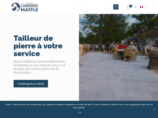 Scierie des Carrières de Maffle.
