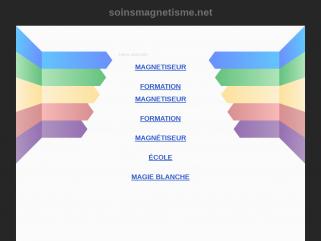 Soins-magnetisme