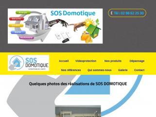 Photos d'installations et de dépannage de SOS DOMOTIQUE