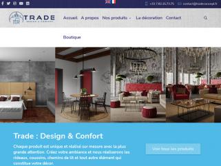 Trade : Votre partenaire en décoration, aménagement et linge