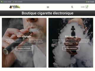 Boutique cigarette électronique, e-liquide et accessoire. Site d'achat en ligne e-cigarette. Nos marques : Vaporesso, Eleaf, Joyetech, Aspire etc. Acheter vos e-liquides et pas cher.