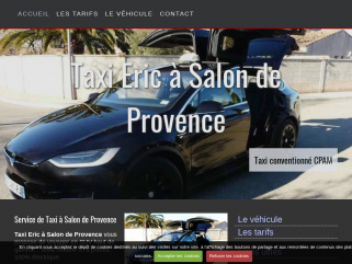Le Taxi Eric de Salon de Provence (13300) au 06.07.02.83.69