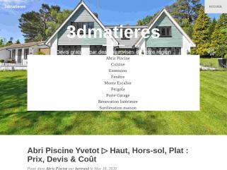 Revêtement de sol extérieur en résine, moquette de pierre, gravier résine, tapis de pierre en Bretagne et Pays de Loire