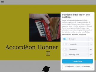 Accordeon Hohner Mignon I & II