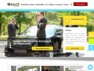 Formation Prévention des risques professionnels et aux métiers de d'Agent de Sécurité et Garde du corps, chauffeur de grande remise, uber, VTC,