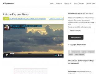 Afrique Express