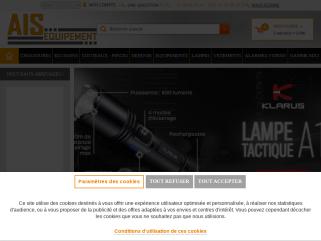 AIS EQUIPEMENT, Magasin d'équipements de sécurité à Rennes - Ille et Vilaine