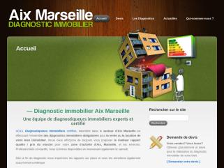 Diagnostics Immobiliers sur Aix et Marseille mais aussi sur toute la région PACA
