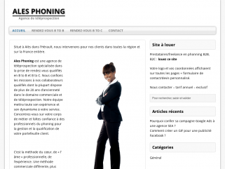 Ales Phoning, votre agence de téléprospection à Alès dans L'Hérault et le Languedoc-Roussillon