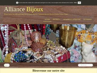 Alliance bijoux Vente En Ligne De Minéraux, Bijoux Vintage
