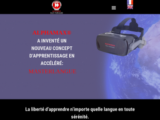 ALPHAMAX MASTERLANGUE Alphamax Masterlangue, méthode multilingues