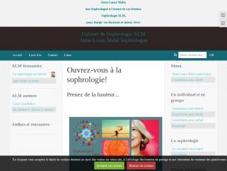 Cabinet de Sophrologie ALM Anne-Laure Mahé sophrologue