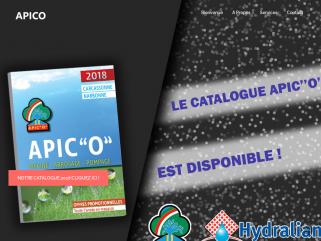 APICO, le spécialiste dans la vente de matériels de piscine, d'arrosage et de pompage sur Narbonne et Carcassonne
