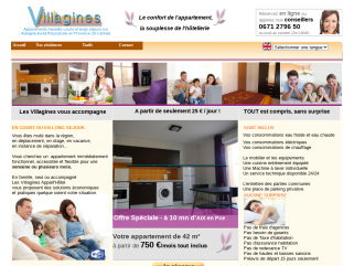Appartements meublés sur Aubagne, Auriol, Aix en provence, Rousset
