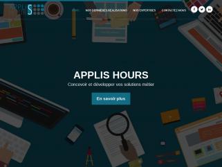 Applis Hours - Concevoir et développer vos solutions métiers