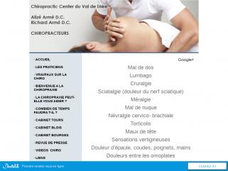 Chiropracteur à Tours et Bourges