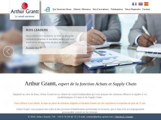 Cabinet Conseil ARTHUR GRANTT Paris