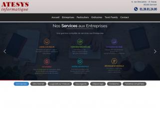 ATESYS INFORMATIQUE - Produits et services pour les entreprises et particuliers