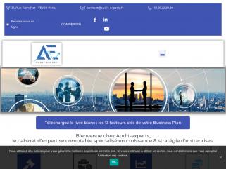 Audit Experts, cabinet d'expertise comptable à Paris