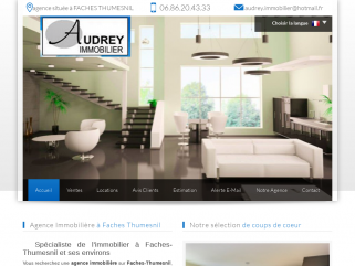 Audrey Immobilier