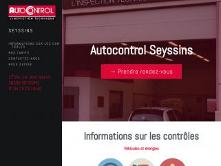 Autocontrol seyssins
