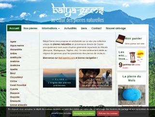 Balya gems au cœur des pierres naturelles vente de pierres précieuses et pierres fines du Sri Lanka et d'ailleurs