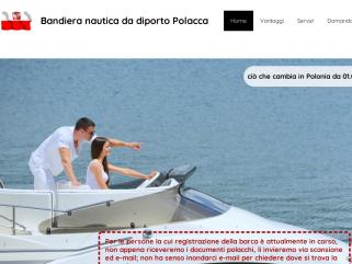 Bandiera Polacca: Il sito per la registrazione della bandiera Polacca per barche a vela, imbarcazioni a motore e Jet-Ski