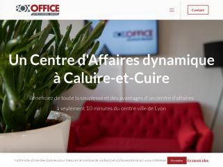 BOX OFFICE centre d'affaires à Lyon Caluire