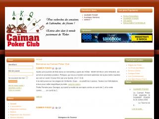 Le Caiman Poker Club, association de Poker en Guyane.