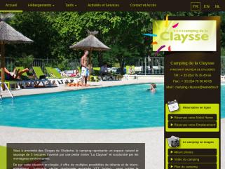 Camping de la Claysse
