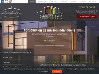 Constructions B.B.C (bâtiment basse consommation), passives ou bioclimatiques
