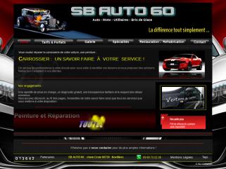 Carrosserie Automobile Reignier 60