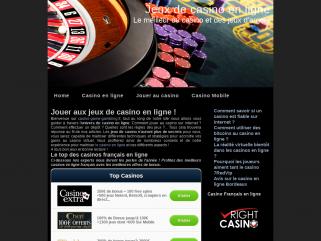 Casino game gambling les meilleurs jeux de casinos en ligne, the best casino on line, gagnez beaucoup d'argent avec le poker et les machines a sous
