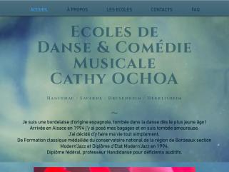 Cours de danse Cathy Ochoa