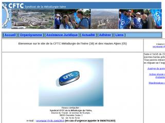 Syndicat CFTC de la Métallurgie Isère et Hautes alpes