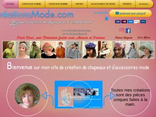 Achat Chapeau | www.chapeaubycm | France