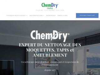 Chem-Dry est le meilleur spécialiste nettoyage, rénovation, protection, désinfection des moquettes, tapis, canapés, sols en carrelage et pierres et tissus d'ameublement.