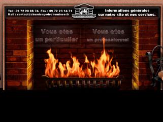 Chemisage de cheminée par Gaine thermodurcissable pour l'emploi de combustibles solides ou gazeux et fuel.