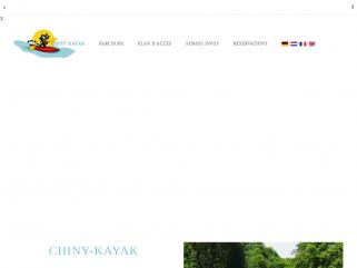 Chiny Kayk, kayak le batifol