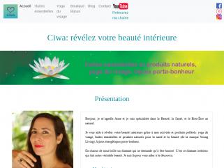 Ciwa: révélez votre beauté intérieure