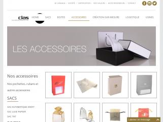Fabricant d'accessoires d'emballage de luxe - Classypac