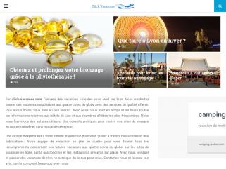 Location de mobil home en vendée au Camping 4**** Le Chaponnet et en Charente Maritime au camping 4**** L'Ecureuil
