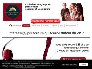Club d'œnologie pour amateurs passionnés| Les Compagnons Grumeurs du Bourgogne
