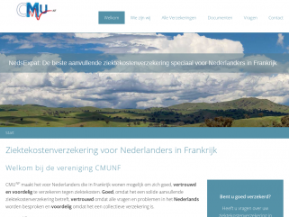 Club Medische Uitvoerders Nederlanders Frankrijk