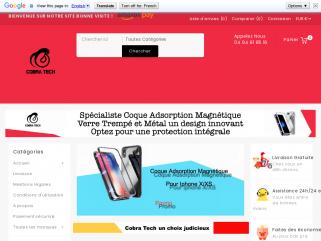 Cobra Tech Accessoires Téléphonie Mobile